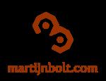 Logo martijnbolt.com, blockchainspecialist en trainer Incompanytrain