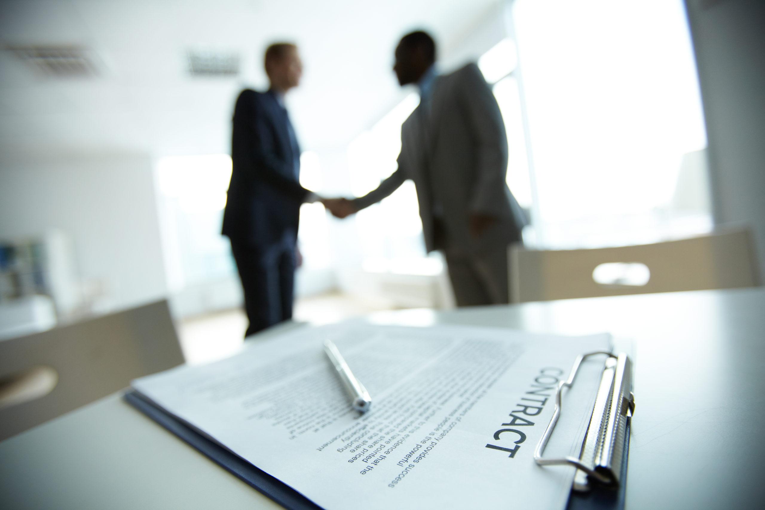 Incompany training Contractmanagement van Incompanytrain, in samenwerking met Mitopics