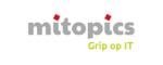 Logo Mitopics, samenwerkingspartner Incompanytrain